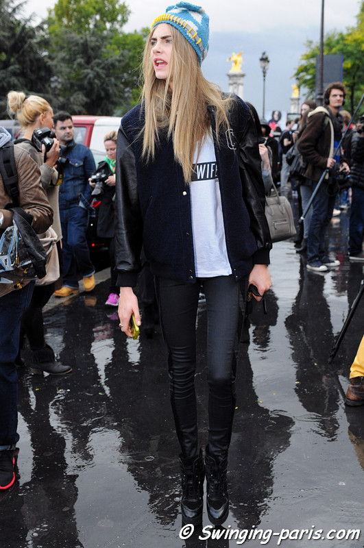 Cara delevingne street style