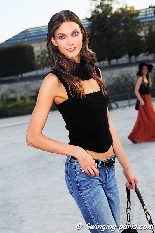 karlie kloss anorexia